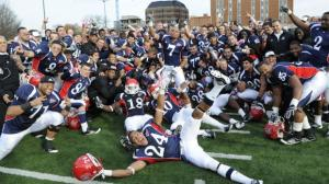 2011 NORTHEAST CONFERENCE CO-CHAMPIONS: DUQUESNE DUKES