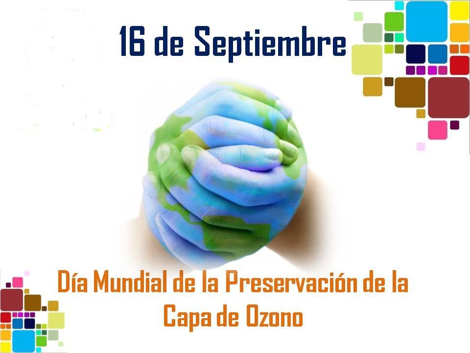 Resultado de imagen para Día Internacional de Protección de la Capa de Ozono