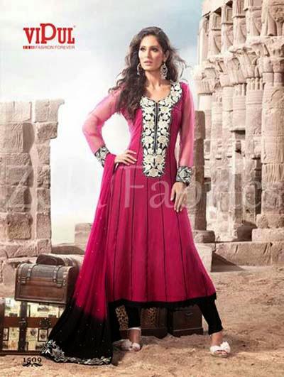 Shazia best drees dizain for Dress dizain photo
