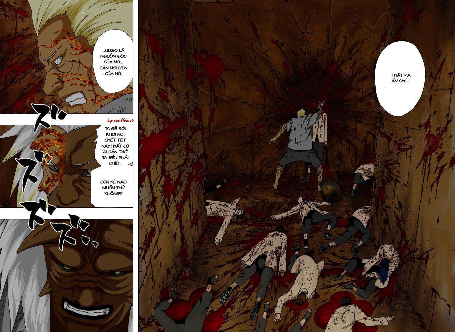 Naruto chap 349.Color Trang 9 - Mangak.info