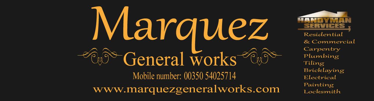 Marquez General Works