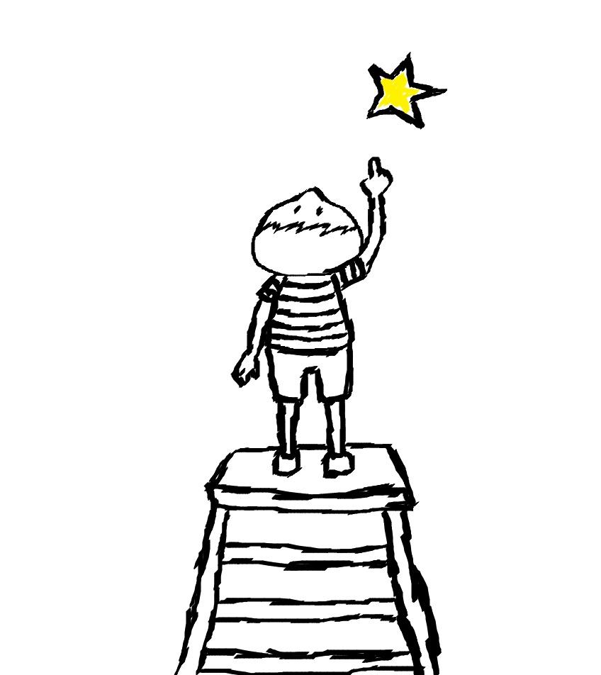Ser aguila septiembre 2013 - Escaleras para pintar ...