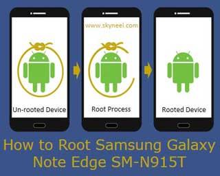 Root Samsung Galaxy Note Edge SM-N915T