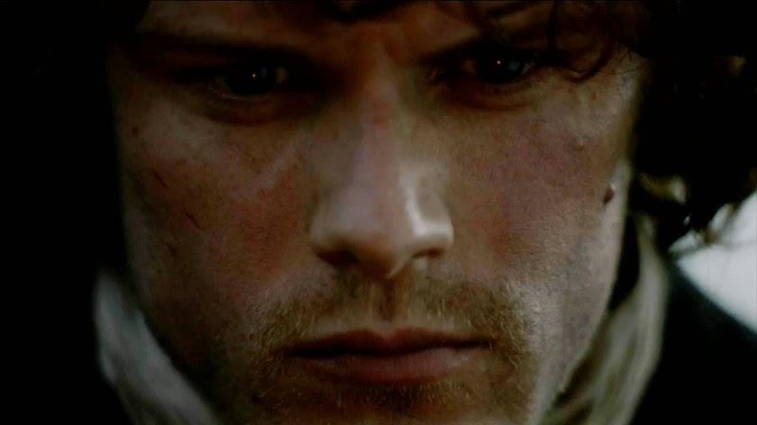 """Sam Heughan vuelve a ser Jamie Fraser en el capítulo 1.09 de Outlander, """"Ajuste de Cuentas""""."""