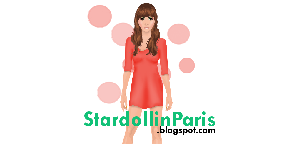 Stardoll in Paris