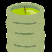 茶柱のイラスト