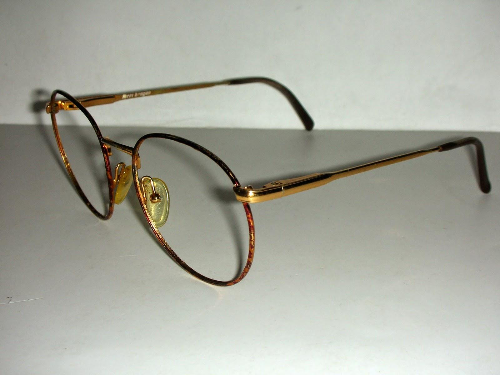 Eyeglass Frame Depth : HOT COUTURE VINTAGE EYEWEAR