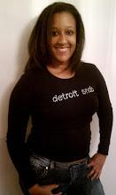 Detroit Snob Glam Tee