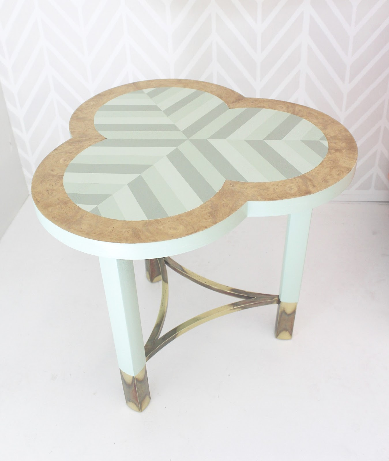 Superb Chevron Painted Furniture. But I Do Have A Couple More Projects From The  Noah\