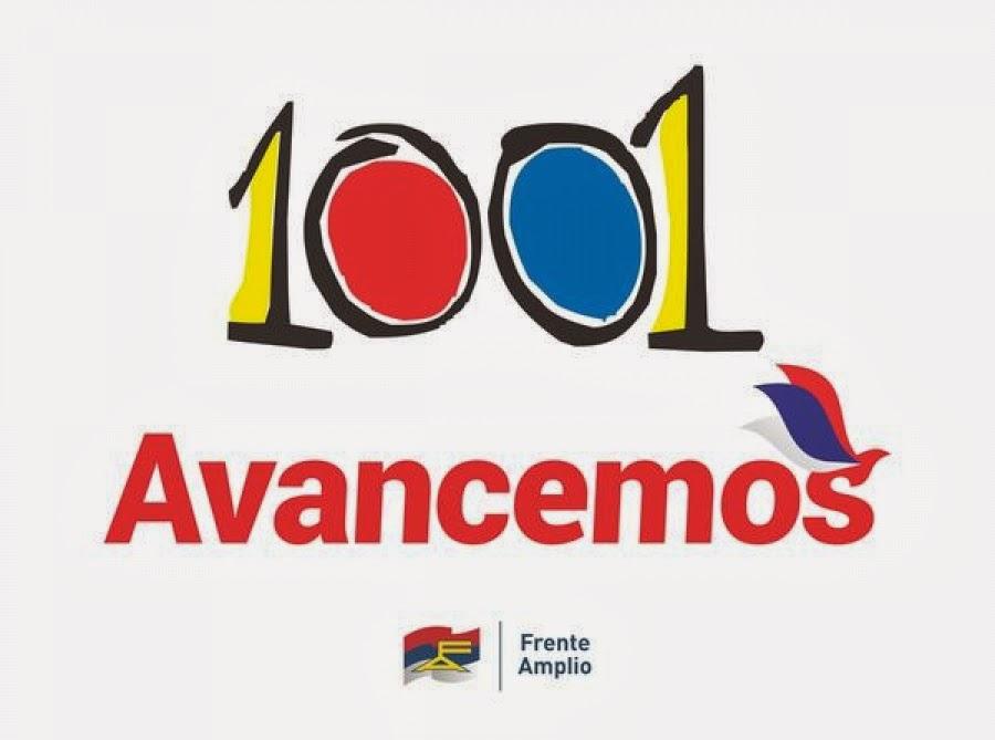 1001 - Frente Amplio