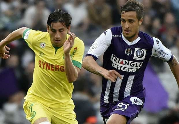 Highlights Toulouse 1 – 1 Nantes (Ligue 1)