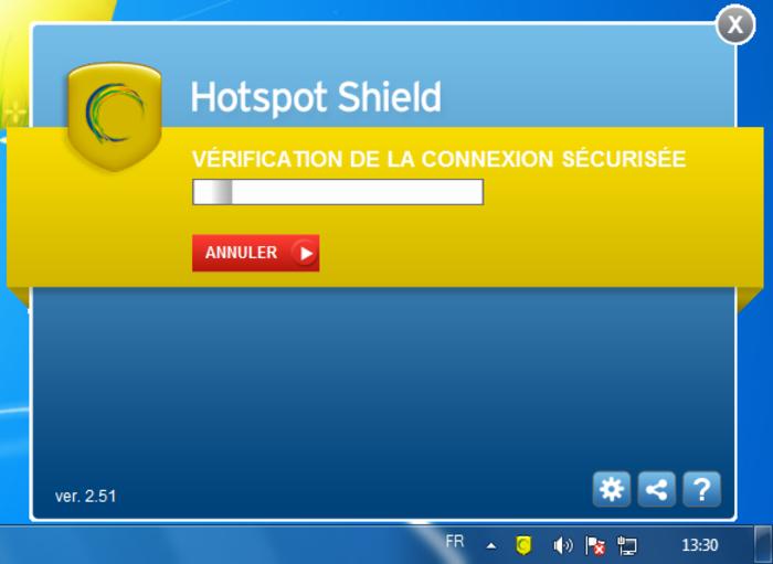 تحميل برنامج تغيير الاي بي hotspot shield