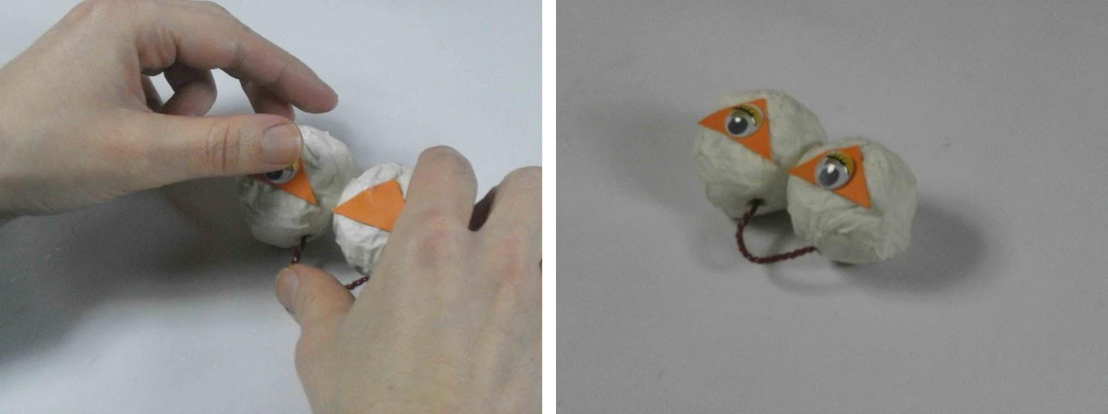 Manualidades herme c mo hacer una marioneta de mano - Como hacer marionetas de mano ...