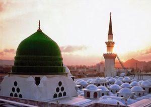 Dahak Nabi Muhammad SAW yang diperebutkan Para Sahabat