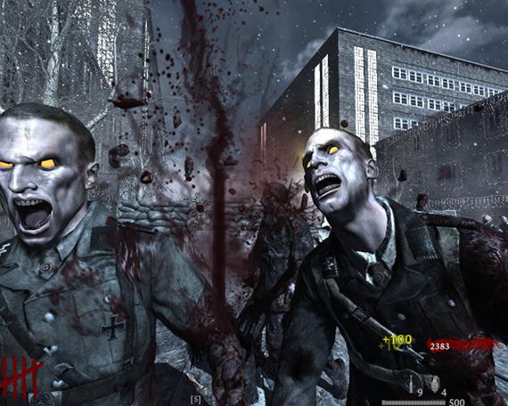 Image Of Call of Duty: Black Ops Declified Zombie Mode Leaked ... on