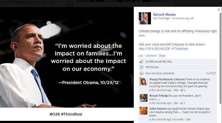إختراق جميع حسابات الرئيس الأمريكى باراك أوباما من قبل الجيش السورى الإلكترونى