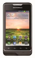Motorola XT390 - Dual SIM Android