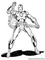 Iron Man Memutuskan Rantai Dengan Kekuatannya