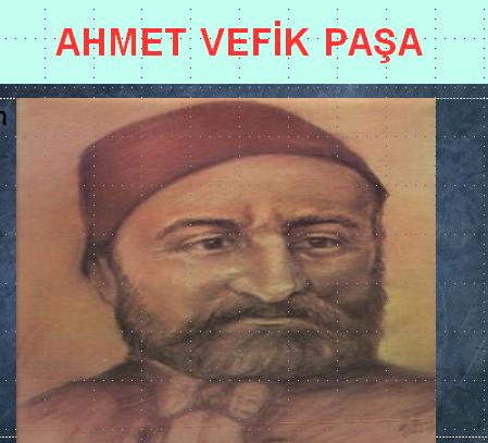 ahmet vefik paşa edebi kişiliği ile ilgili görsel sonucu