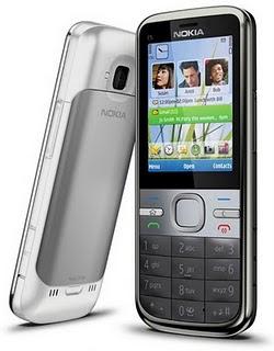 Spesifikasi Nokia C5