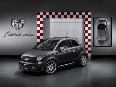abarth 695 fuori serie black diamond