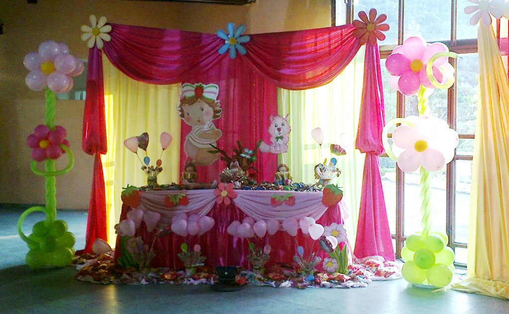STAR MAGIC Decoracion de Fiestas y Eventos: decoracion infantil de ...