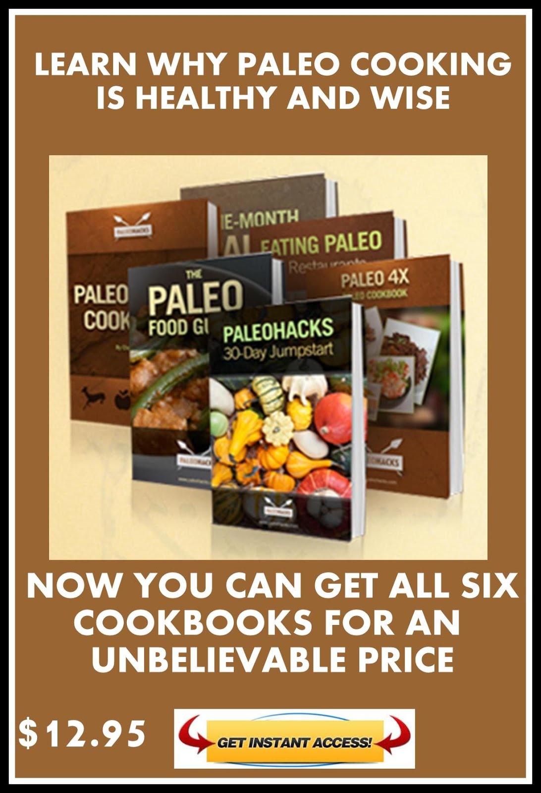 LEARN WHY EATING PALEO IS HEALTHY