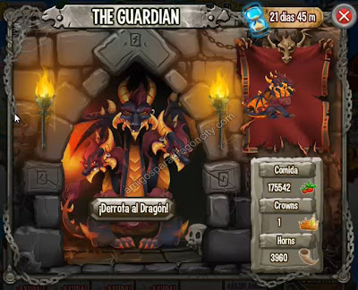 The Guardian El Guardian De Dragon City | Amigos Para Dragon City