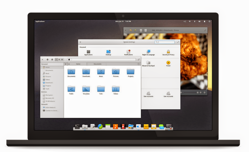 elementary OS 0.3 Beta 2