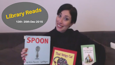 Library Reads: What the Kids Picked 13th-20th December 2015 #LibraryReads #ToRead
