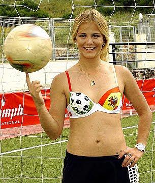 Soccer Girls Legs