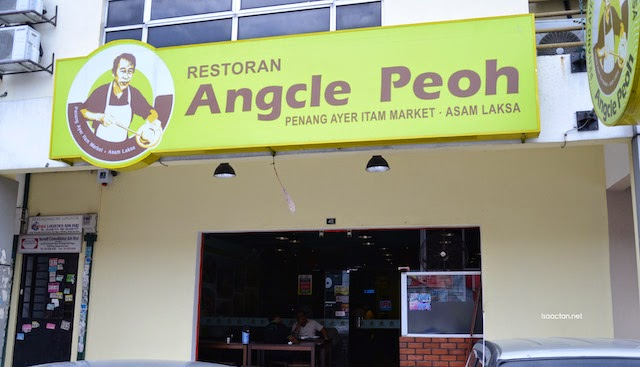 Angcle Peoh Restaurant @ Bukit Tinggi Klang -
