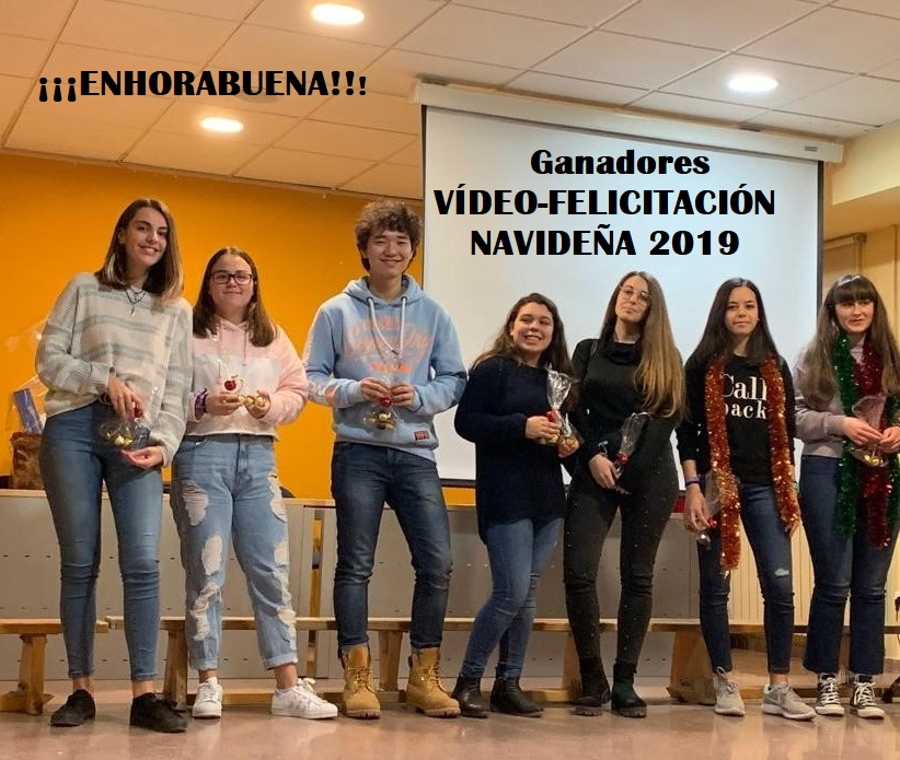 VÍDEO-FELICITACIÓN  2019