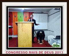 CONGRESSO MAIS DE DEUS