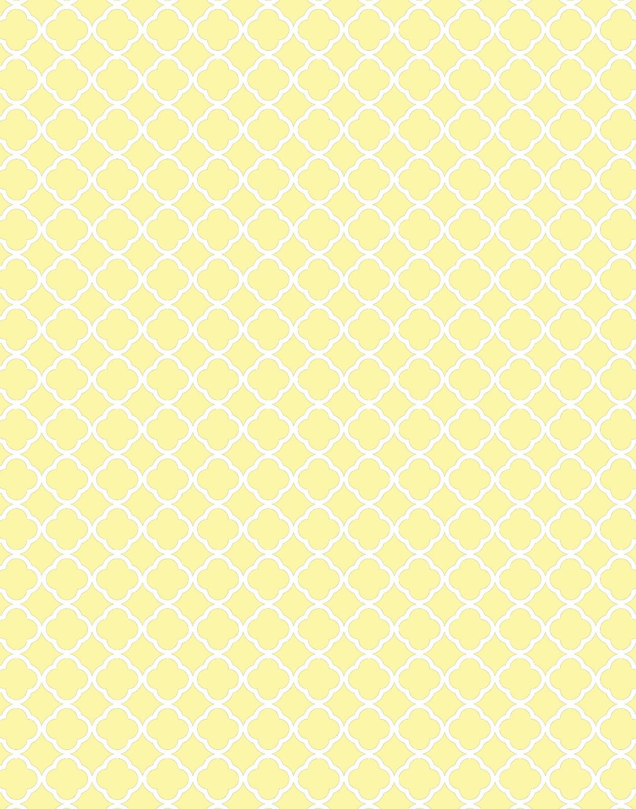 quatrefoil pattern background - photo #13