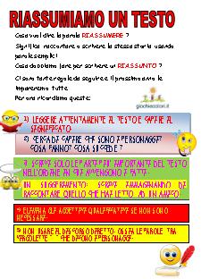Schede ed attivit didattiche del maestro fabio per la for Esame di italiano per carta di soggiorno esempi
