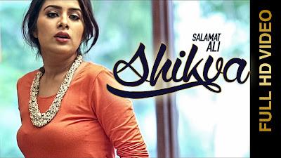 Shikva Salamat Ali Ft. Sara Gurpal