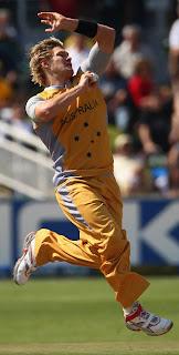 Shane Watson Bowling