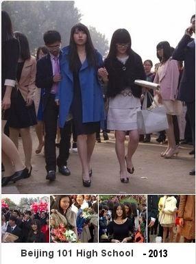 Beijing 101 High School