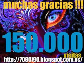 150.000 VISITAS