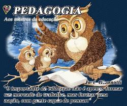 CORUJINHA DA PEDAGOGIA