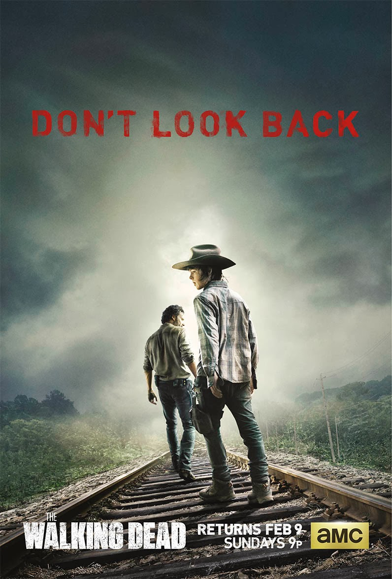 The Walking Dead returns this coming Sunday, February 9