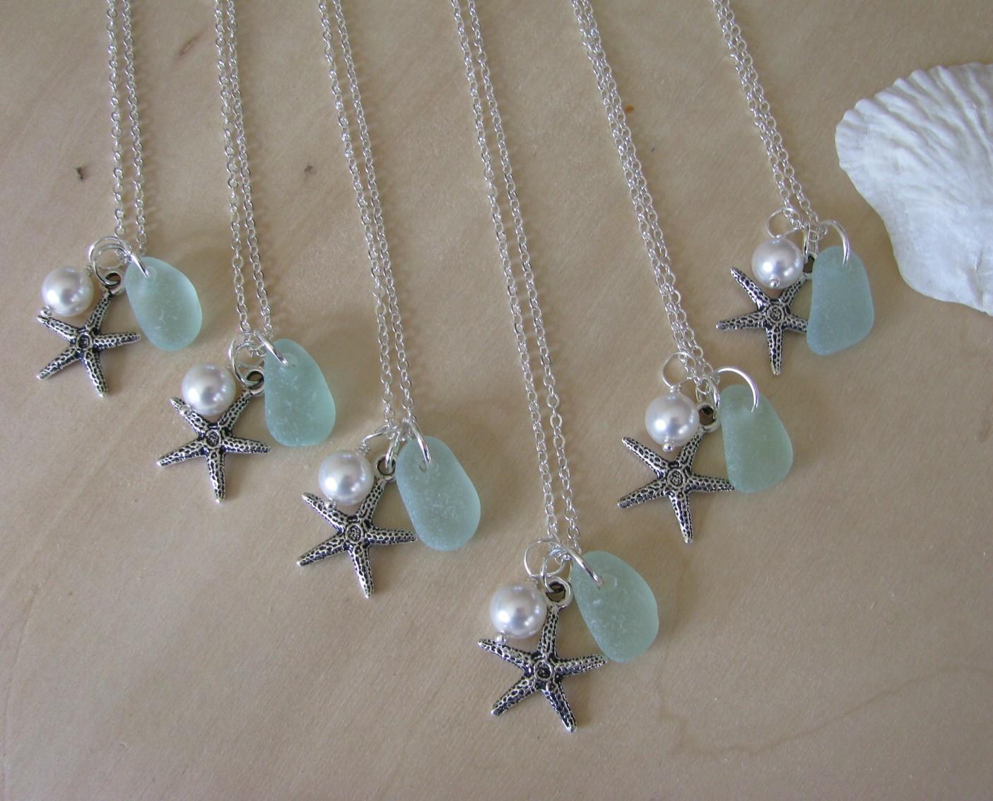Beach Wedding Jewelry Ideas