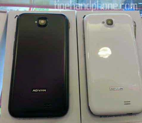 Advan Vandroid S5-F, Android Dual SIM Harga 2,2 Jutaan CPU Quad-Core