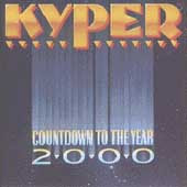 Kyper - Countdown To The Year 2000 (CD, Album 1992)(Atlantic)