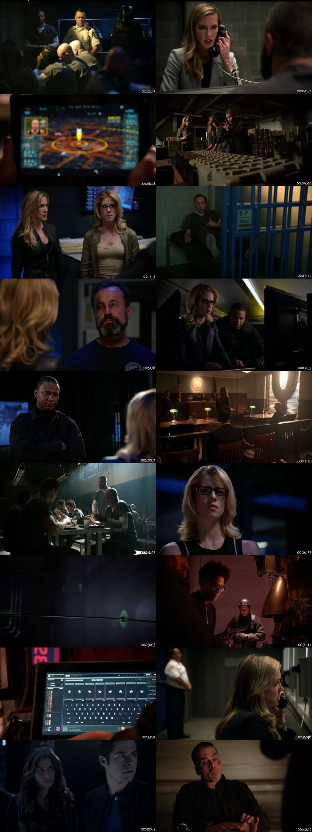 Screenshots Of English Show Arrow Season 07 Episode 06 2018 WEB-DL 720P 300MB