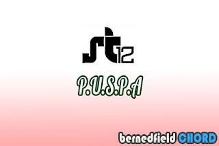 Lirik dan Chord(Kunci Gitar) ST12 ~ PUSPA