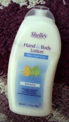 Statestrong, Shelley, Hand & Body Lotion, Skin Nutrition, Intensive (Intensywnie nawilżający balsam do rąk i ciała)