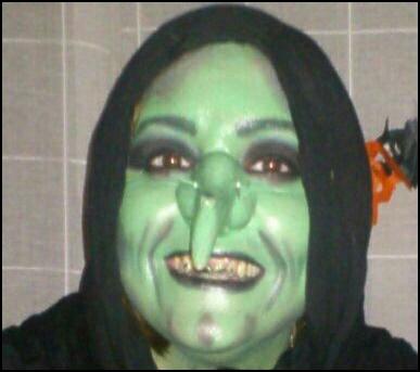 Mi cajn desastre Hay una bruja en mi Halloween