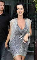 Katy Perry style dress.